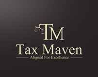 Tax Maven Branding