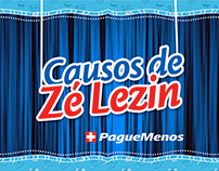 Pague Menos - Vts Zé Lezin