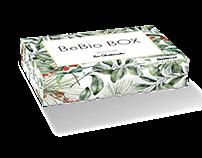 Bebio Beauty Box Packaging rendered by Krystyna Nowek