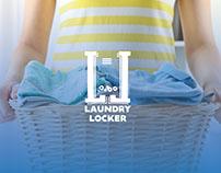 Laundry Locker Branding