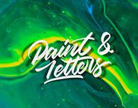 Paint & Letters