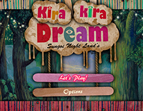 Kira Kira Dream - Interface