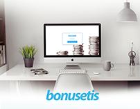 Bonusetis web/app
