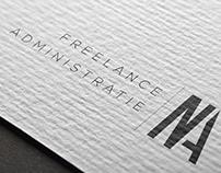 Logo design 'freelance administratie'