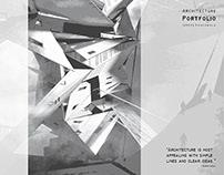 Architecture Portfolio- Idrees Kanchwala