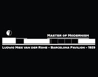 Mies Barcelona Pavilion