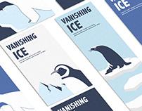 BRANDING   VANISHING ICE