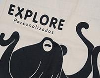 Explore Personalizados