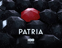 HBO - Patria - Promotional assets