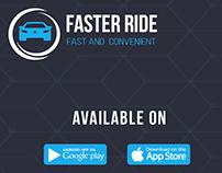 FasterRide App