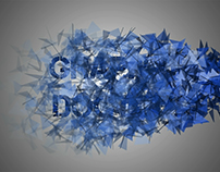 Intro Particular Text Effect   After Effects Particular