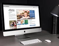 Rhema Christian School Website Design