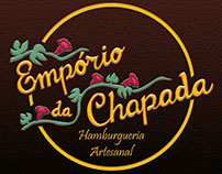 Empório da Chapada - IDENTIDADE VISUAL COMPLETA