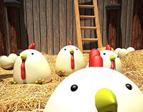 """The Behemoth"" - chickens suspects"