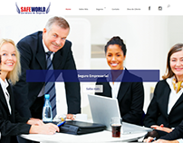 Website Safe World Seguros