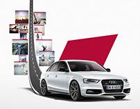 Audi SLine Campaña Internacional