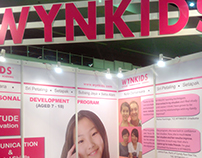 Designs done for WYNKIDS Sdn Bhd in 2014