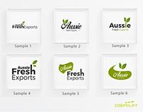 Aussie Fresh Logo Designing