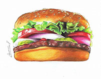 Burger Sandwich 2014