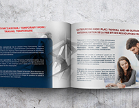 Brochure design for TimberWorks Agency