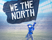 Blue Jays 'We The North' Photo Edit