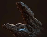 Dark Rocks [Realtime]