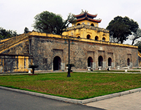Over 70,000 visitors to Thang Long Citadel