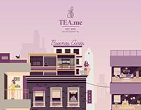 TEA.me Poster