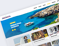 Bozcaadada Web Design
