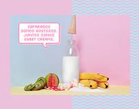 Branding | Sweet Creams