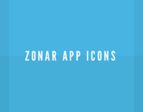 Zonar App Icons - Placeholder