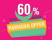 Promotional Add Design | Ramadan Offer Design