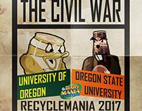 RecycleMania 2017 Kickoff