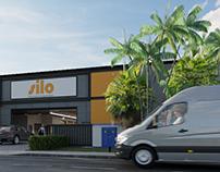 SILO storage in Australia
