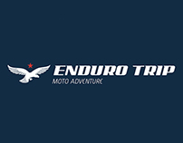 Enduro Trip Logo Design