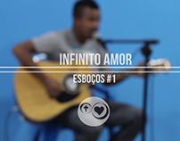 Serie ESBOSOS - INFINITO AMOR