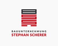 Stephan Scherer Bauunternehmung Logo