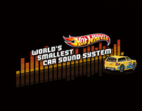 Hot Wheels | World's Smallest Car Sound System