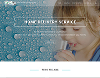 QualityWaterServiceCompany.com website design