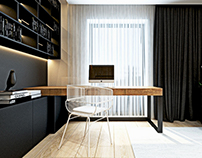 Modern house - ground floor