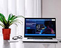 Software Company UI & UX Design