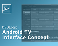 DVBLogic Android TV Concept | 2016