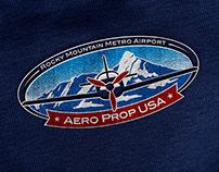 Branding for Aero Prop USA