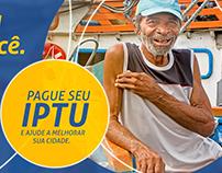 Campanha IPTU - Prefeitura de Nova Viçosa, BA
