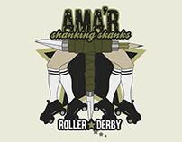 Logo: AMAGER