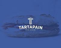 TARTAPAIN BAKERY - REBRANDING CONCEPT