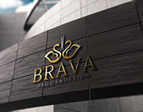 Brava Organization Logo Work