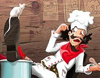 MASTER CHEF Pierre Cuisine