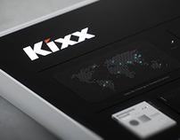 GS KIXX Product movie