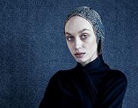 Kseniya for Vogue.it